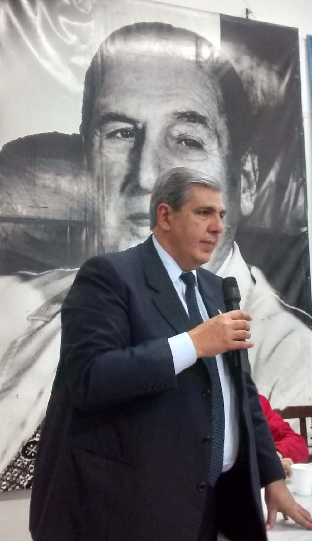 Carlos Haquim: «El frente Renovador es el peronismo que esta al lado del pueblo»