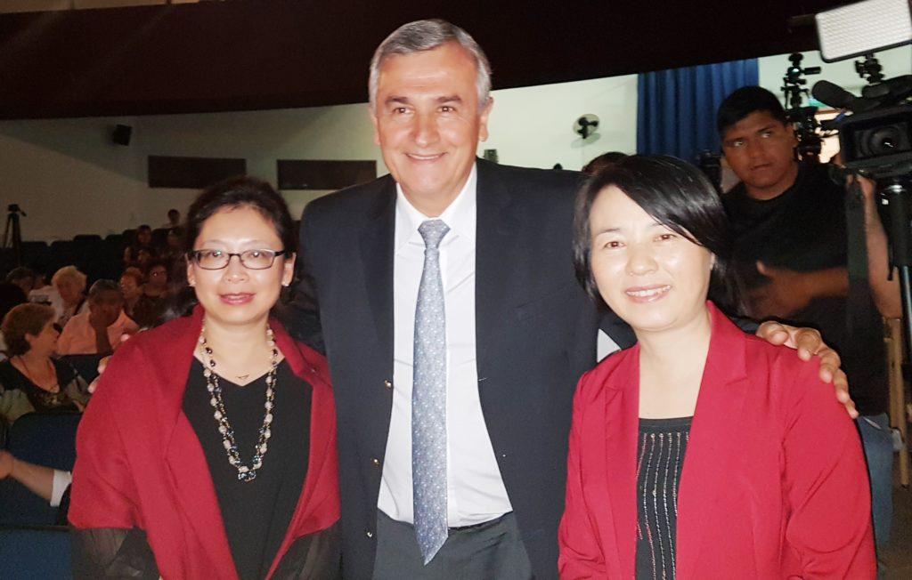 Jujuy y Guizhou celebraron su hermandad