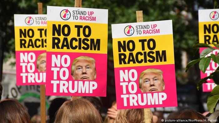 Trump genera ola de críticas por reenviar mensajes de odio por Twitter