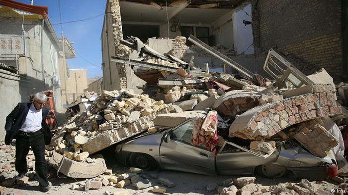 Terremoto en Irán e Irak: ya van más de 460 muertos
