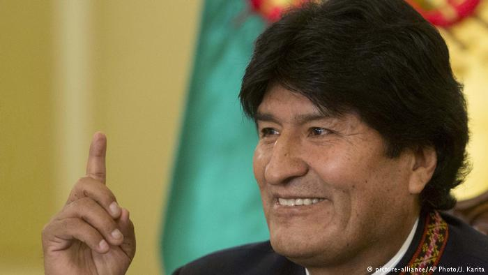 Bolivia: «Deterioro del Estado de derecho»