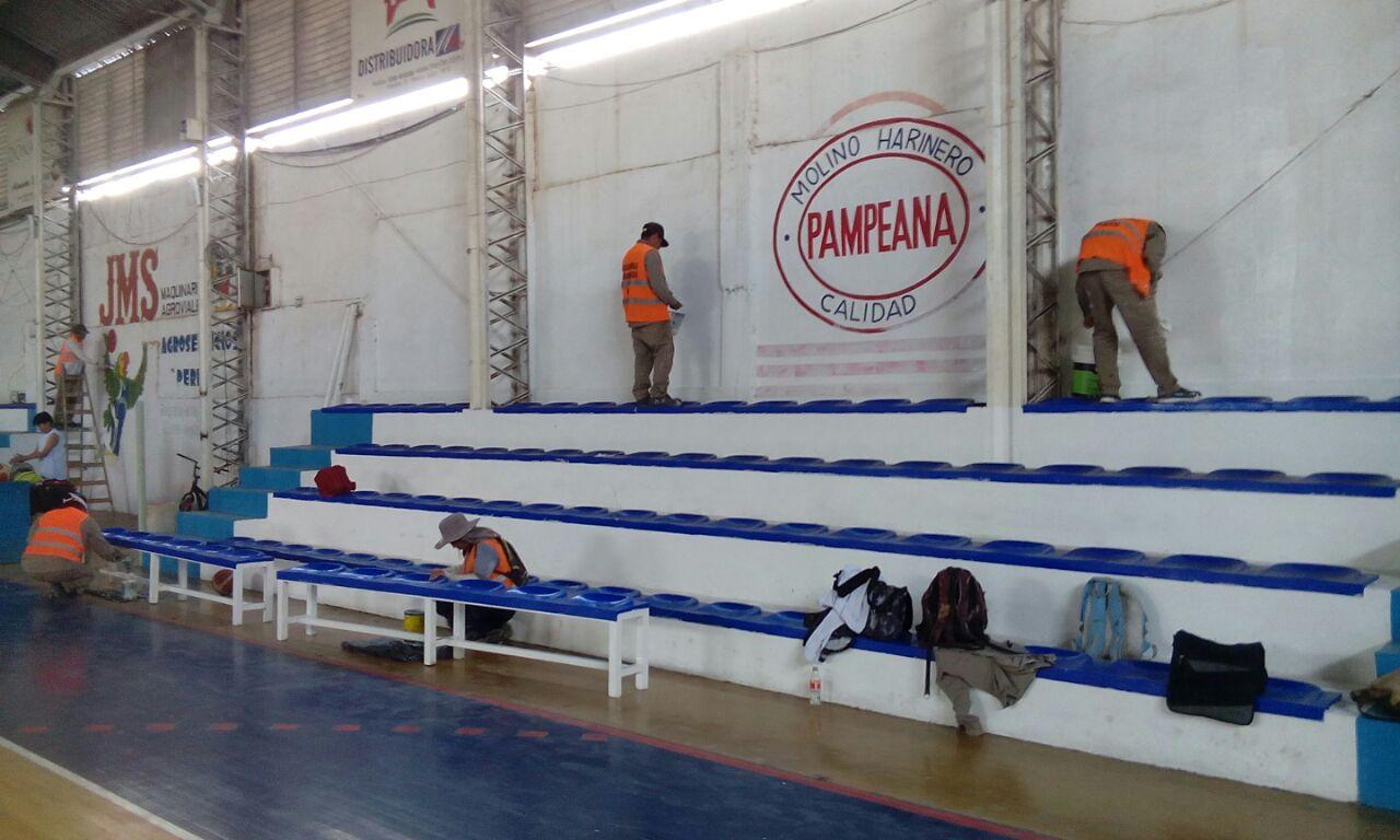 Condiciones el micro estadio de Club Talleres