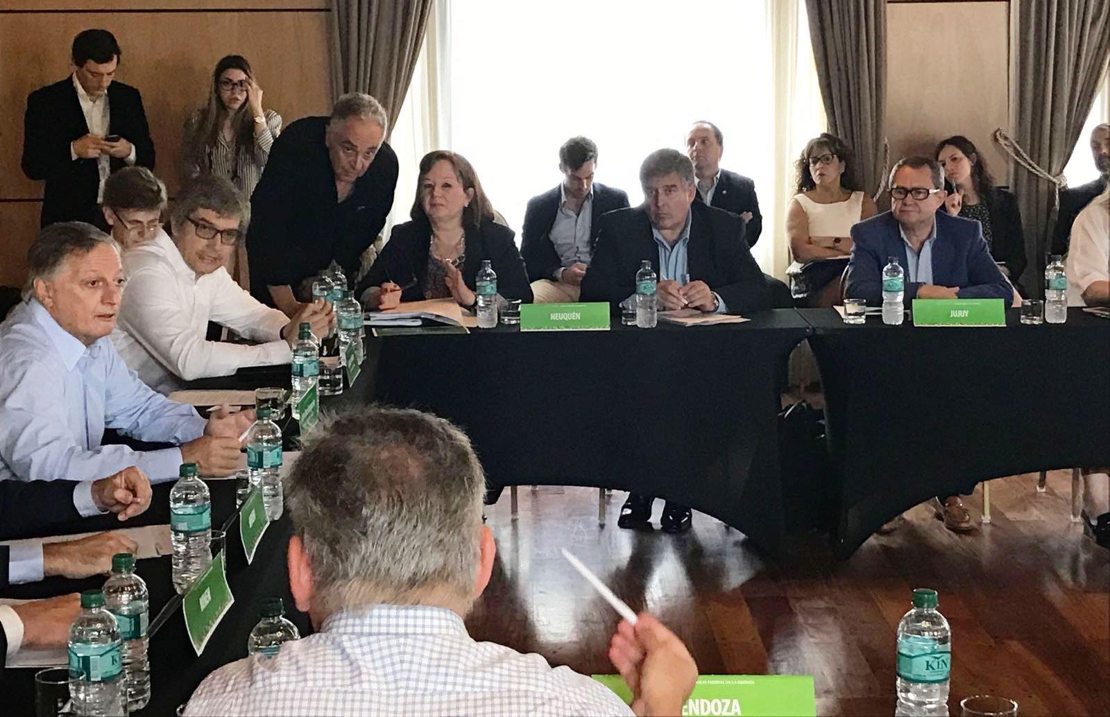 Jujuy participa en el Comité Federal de Energía