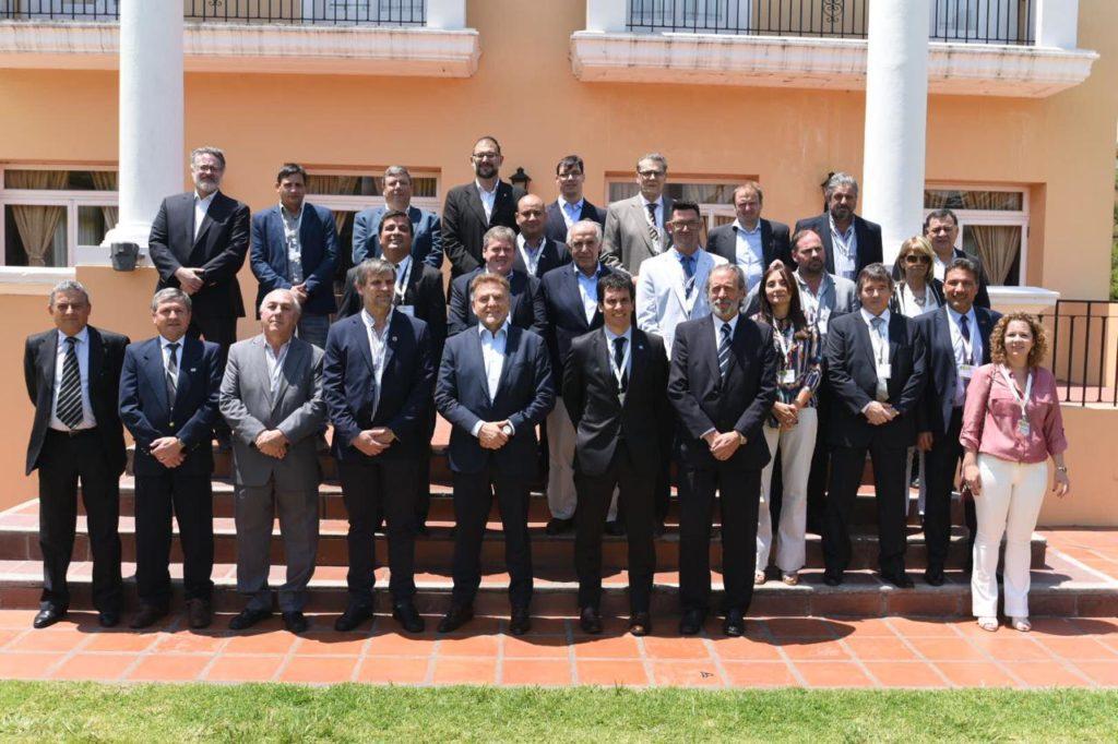 Presencia jujeña en la Asamblea Ordinaria del Consejo Nacional de la Vivienda