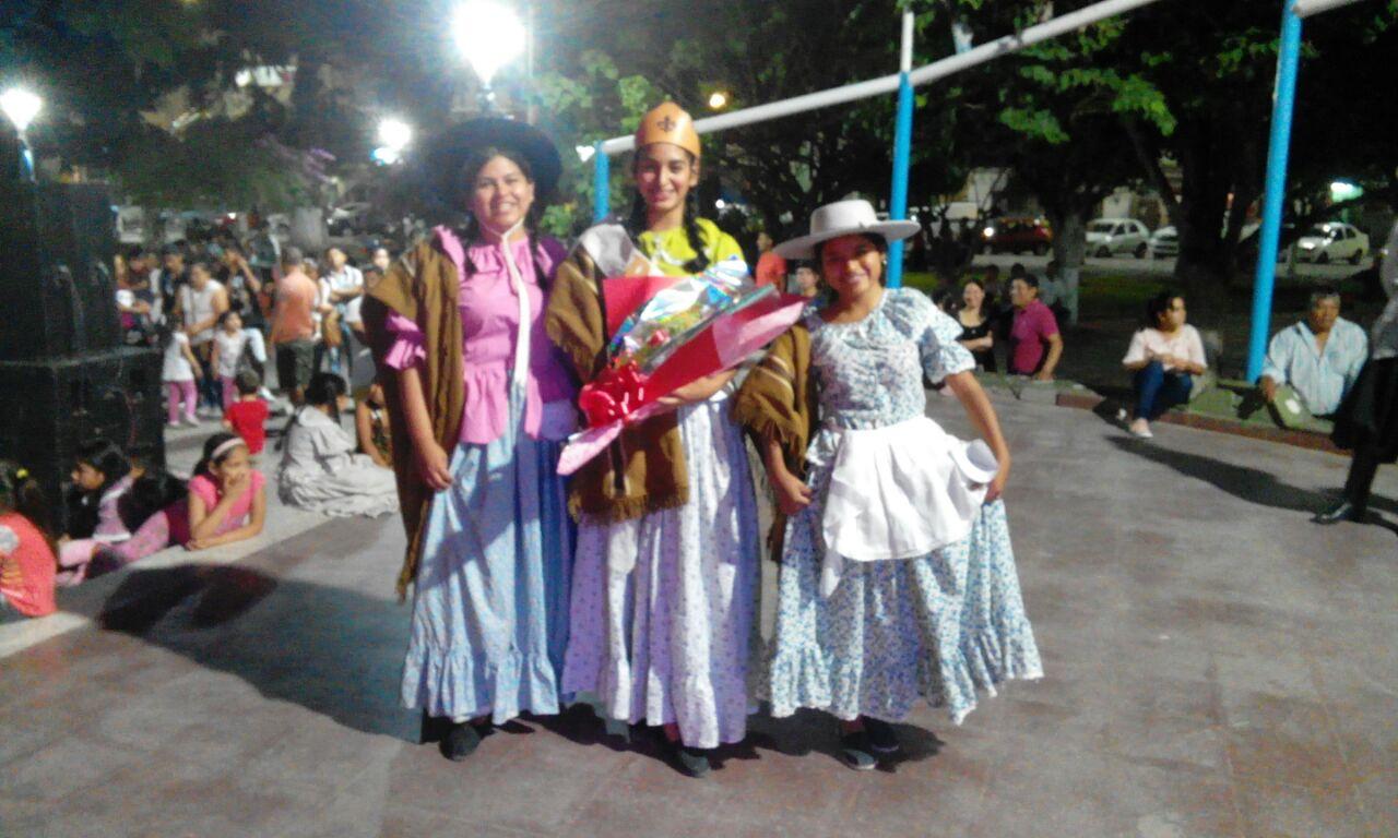 Perico consagró a Milagros Rivero como la nueva paisana