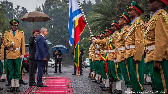 África, ¿el nuevo mejor amigo de Israel?