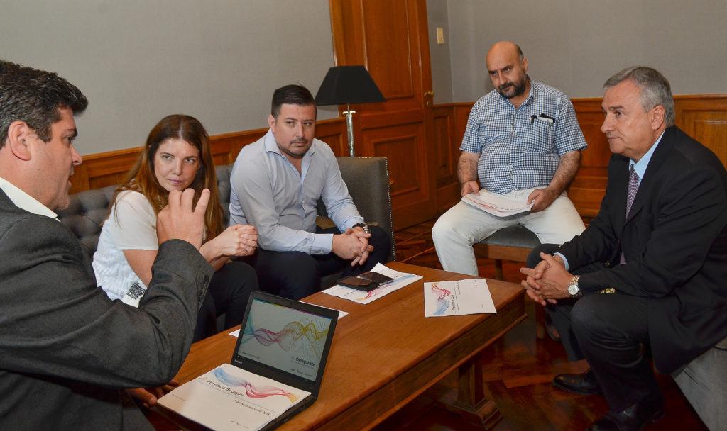 Inversiones en conectividad para Jujuy