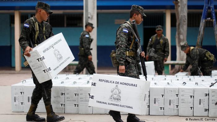 Elecciones en Honduras: el cambio tendrá que esperar