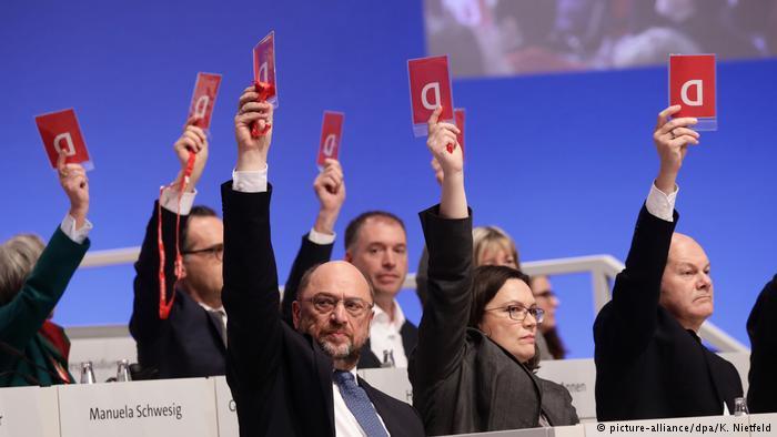 Alemania, aún sin gobierno