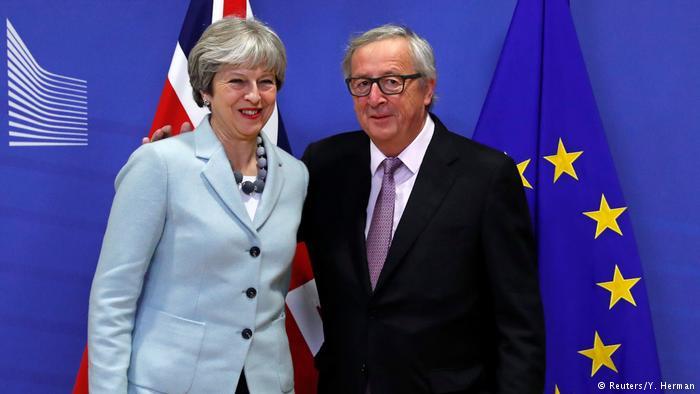 Bruselas y Londres pactan las condiciones del Brexit