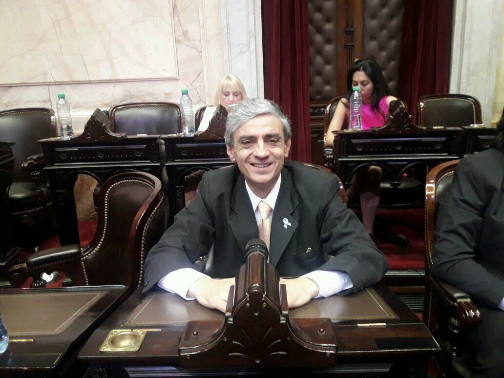 Asunción del Diputado Nacional Jose Luis Martiarena