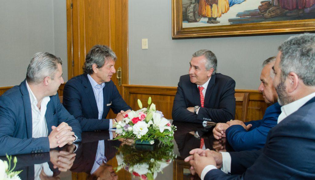 Reunión con la Superintendencia de Seguros de la Nación