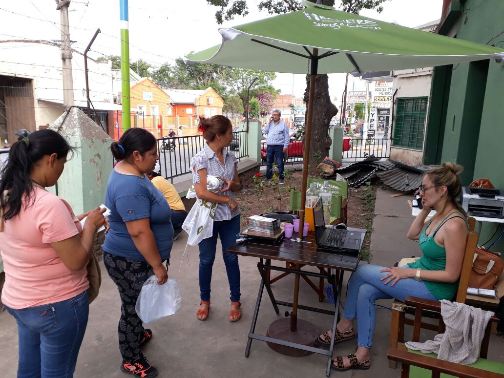 Jujuy realizó operativos de registración