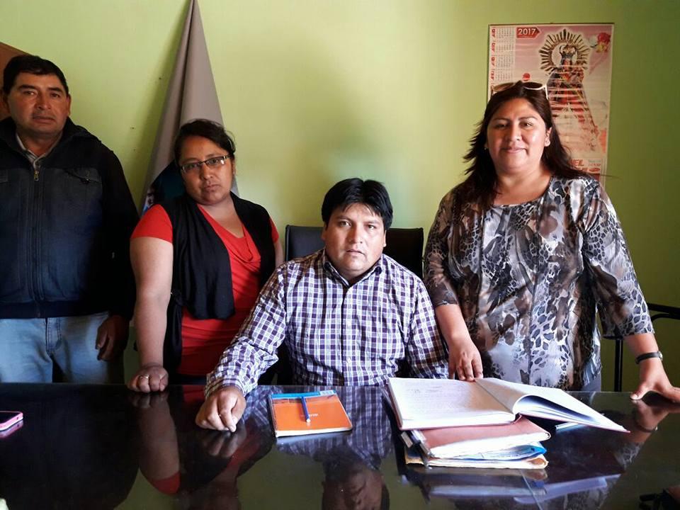 Comisionado de Huacalera denunció irregularidades de la anterior gestión