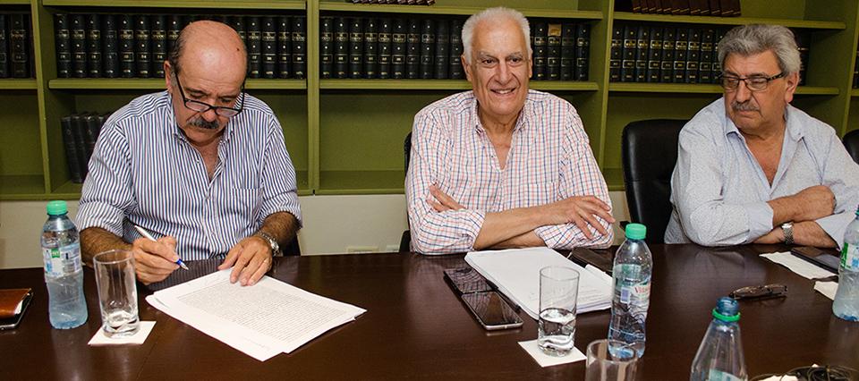 Abel Guerrieri es el  nuevo presidente de RENATRE