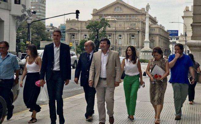 El Frente Renovador presentó una acción declarativa de inconstitucionalidad del mega DNU