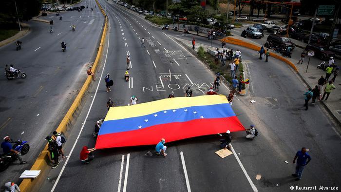 Acuerdo político en la UE para sancionar a siete altos cargos de Maduro