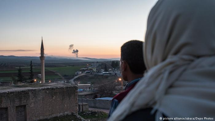Ofensiva turca en Siria: «La gente tiene miedo a morir»