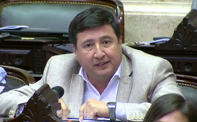 """Diputado advierte que son """"más los opositores que los oficialistas"""" para poder voltear el mega DNU"""