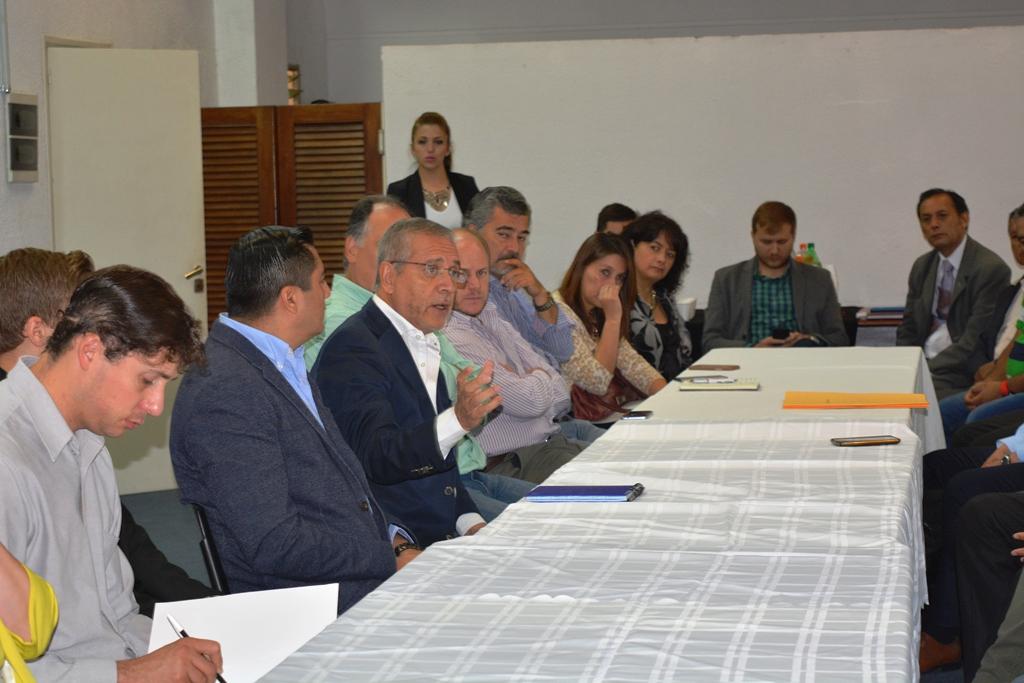 Promueven las inversiones privadas para el desarrollo de la Lechería Jujeña