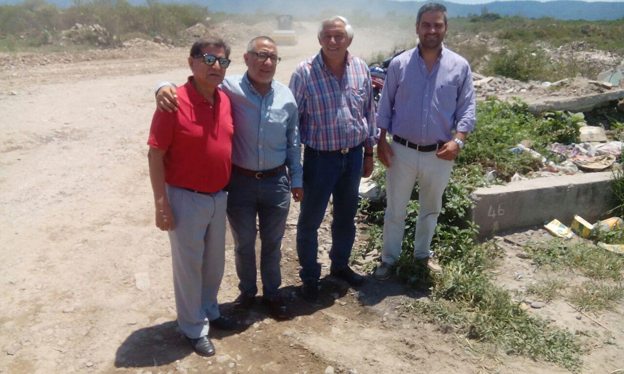 El Dr. Juan Cardozo (PJ) visitó Perico