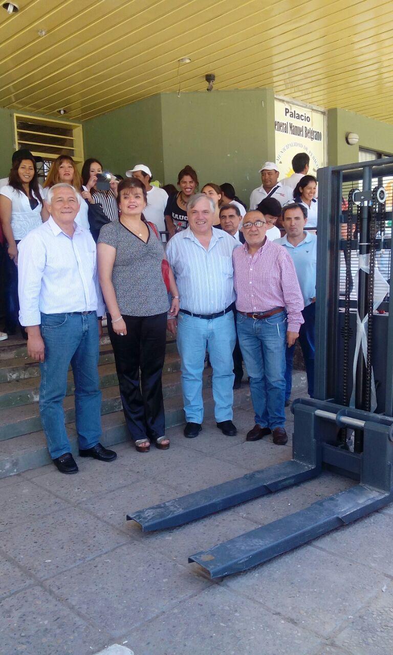 Perico y Yala son líderes en manejo de residuos en Jujuy
