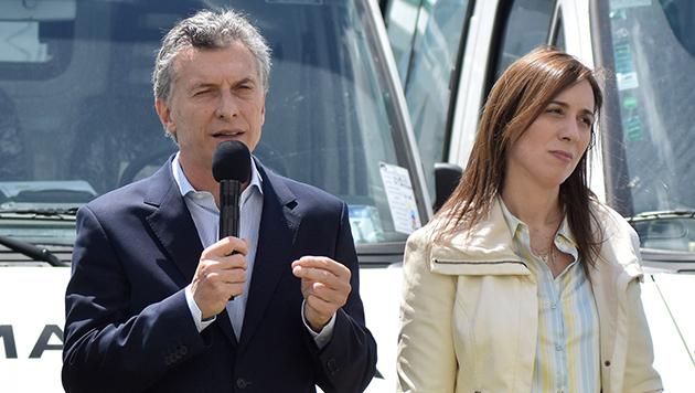 Preocupación en la Rosada: Cae la imagen de Macri y de Vidal en PBA (CFK se recupera)