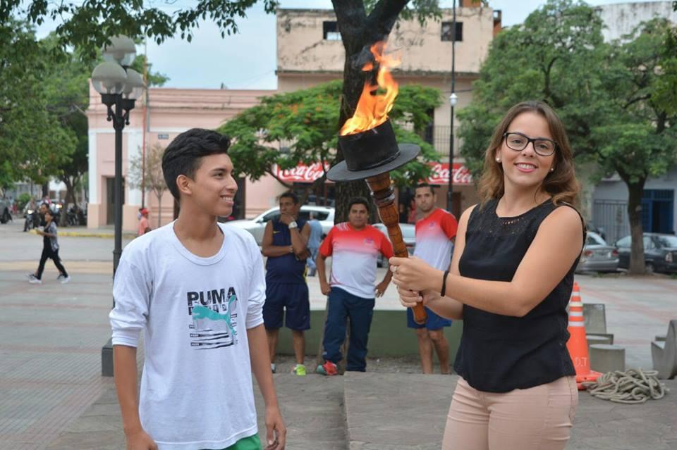San Pedro de Jujuy ya vive las Olimpiadas Juveniles