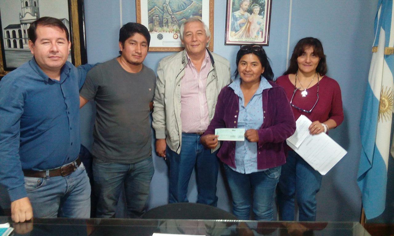 Ayuda de $20.000 al Centro Gaucho San José