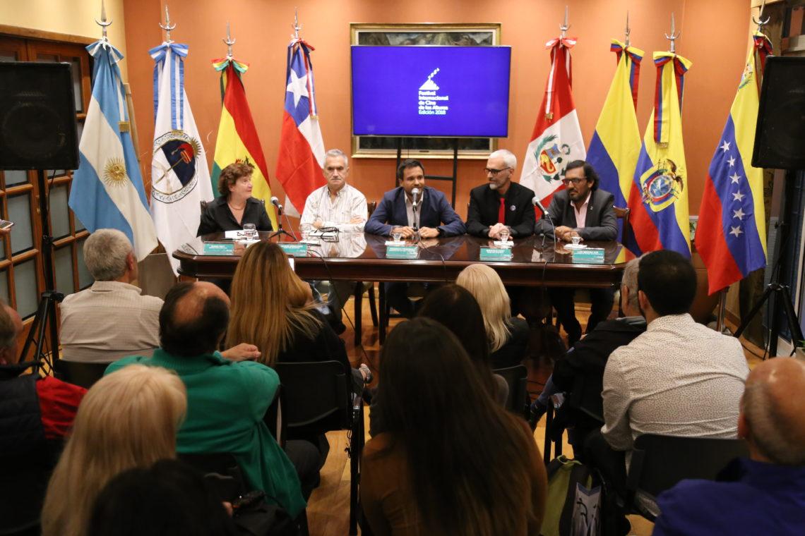 Se presentó el Festival Internacional de Cine de las Alturas en Buenos Aires