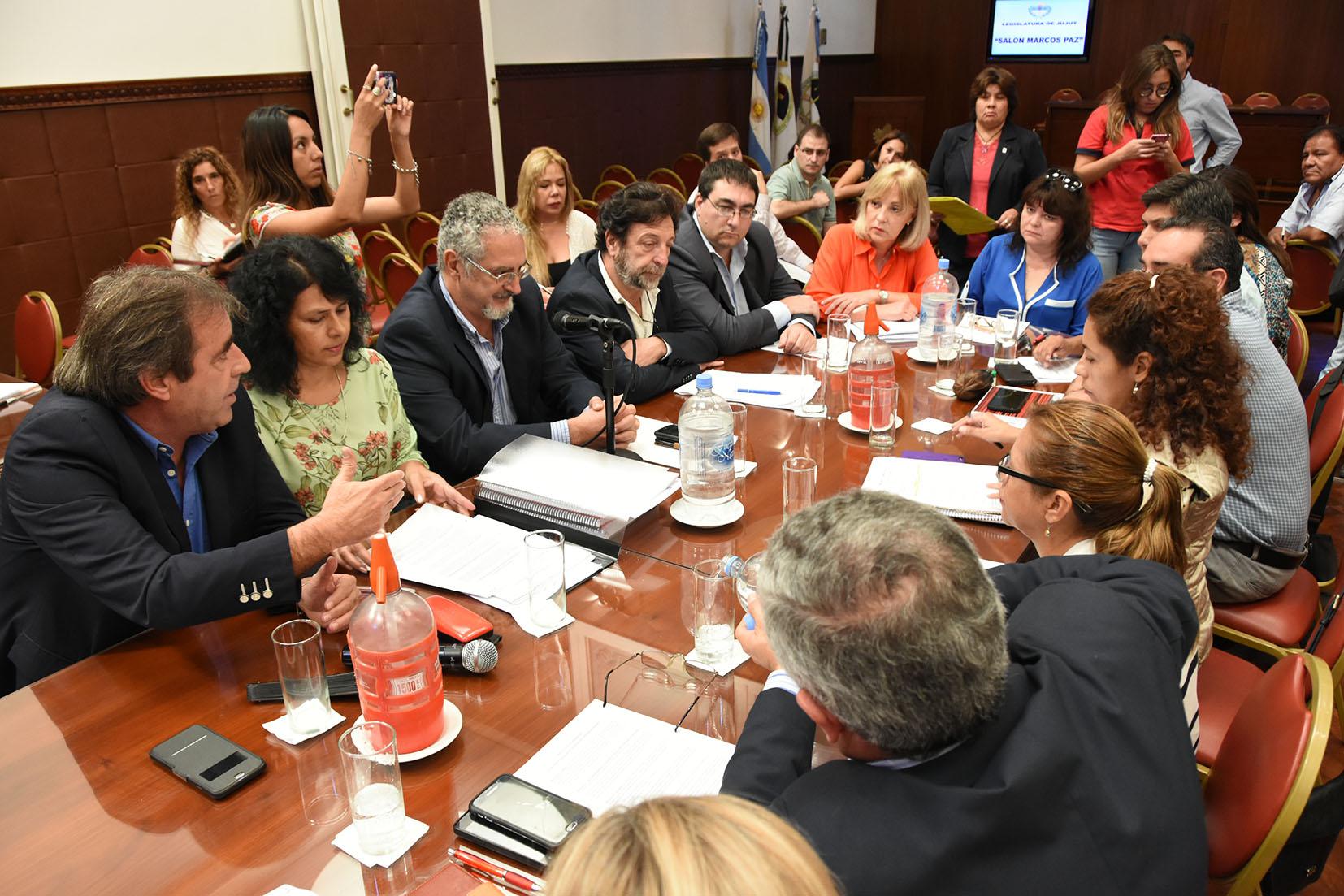 Proyecto de Ley «Sistema Provincial de Seguro de Salud para Extranjeros»