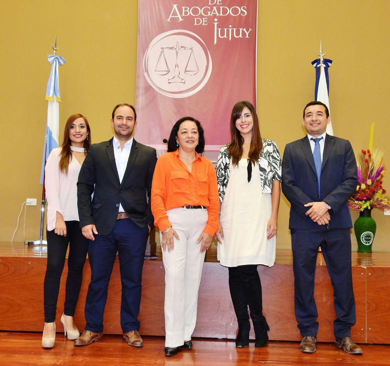 Lista Azul «Elecciones Colegio de Abogados»