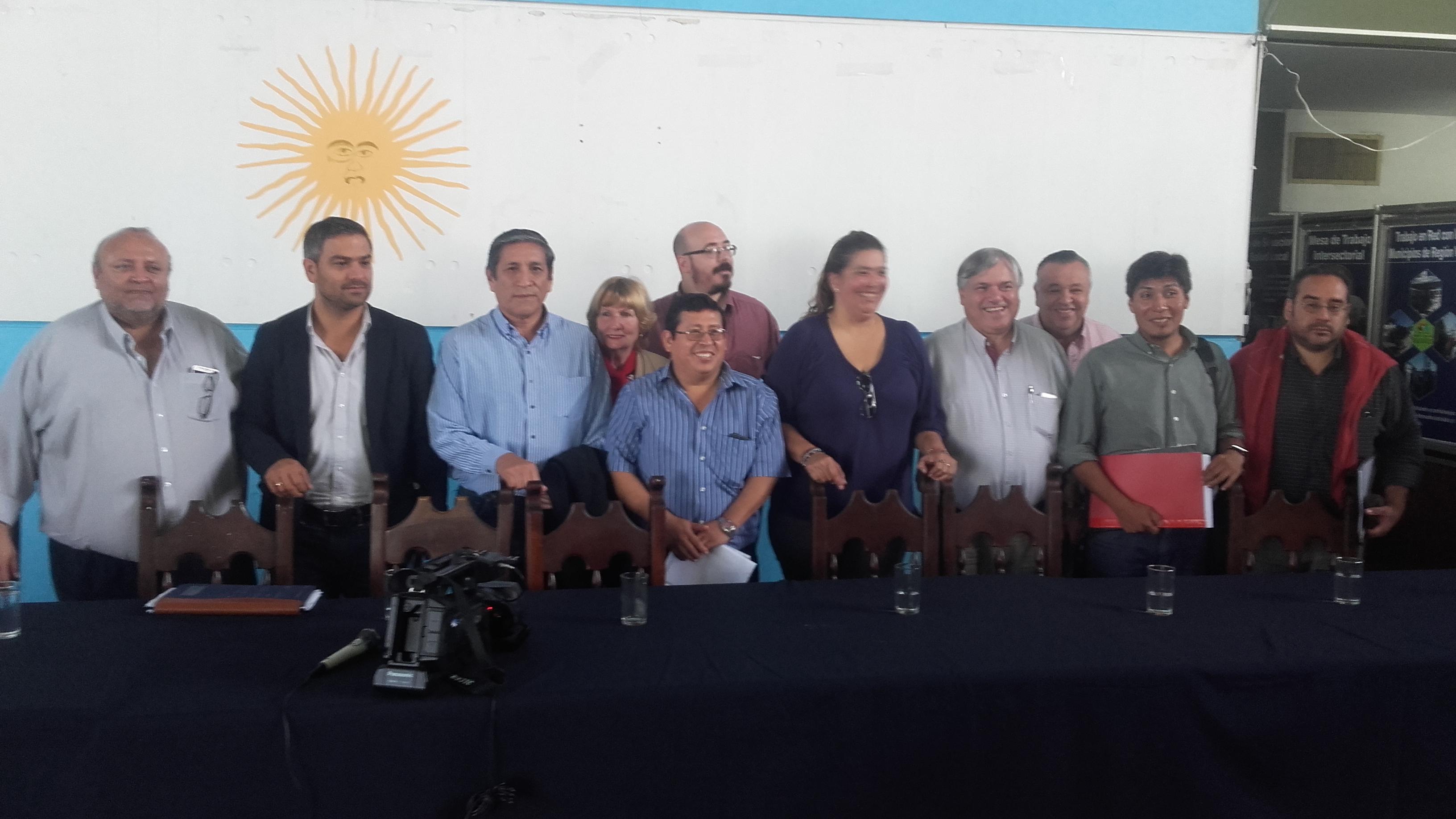 La Izquierda y el PJ denuncian intromisión del Ministerio de la Producción