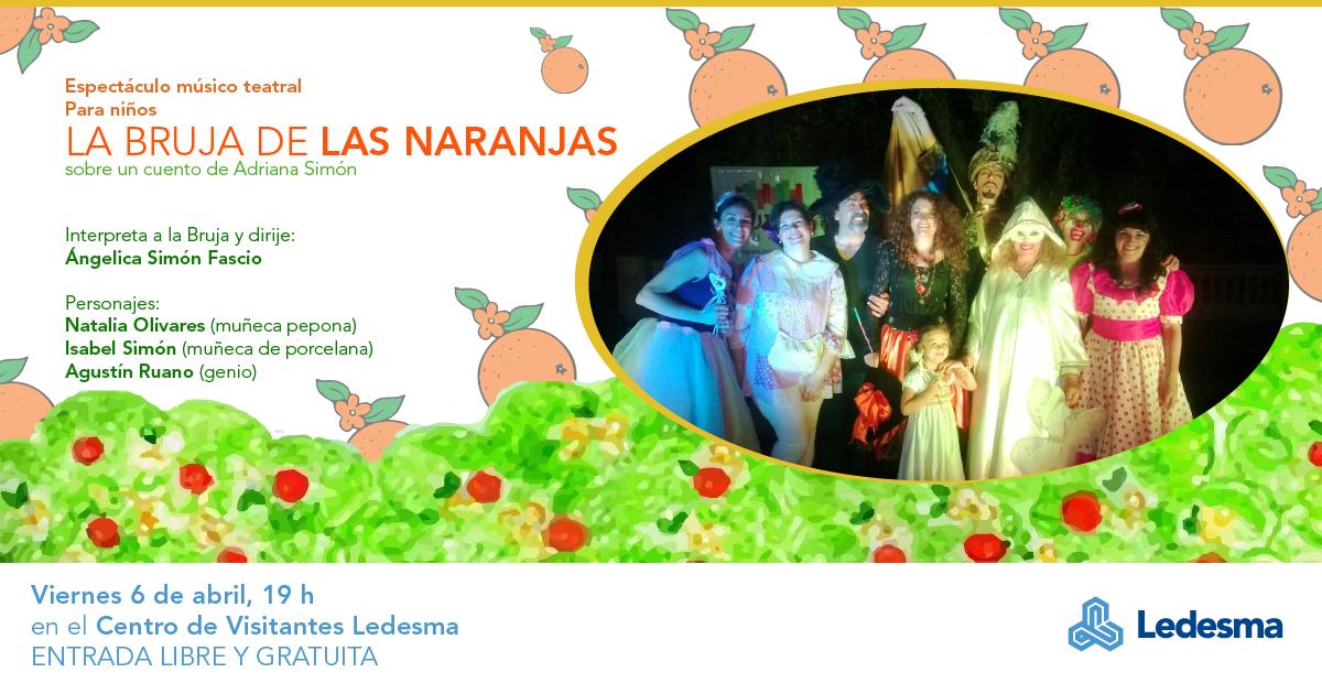 La bruja de las naranjas
