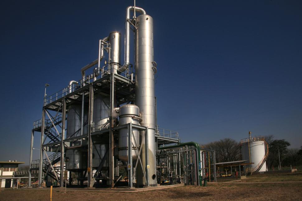 El Bioetanol acumula una caída del precio del 4,22% desde octubre de 2017