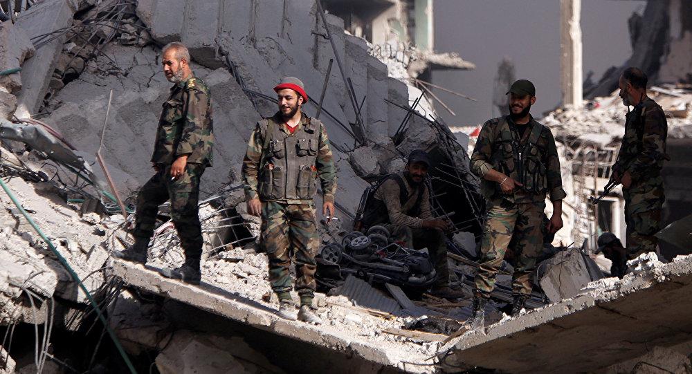 La frontera entre Siria e Irak, de nuevo sellada y bajo llave