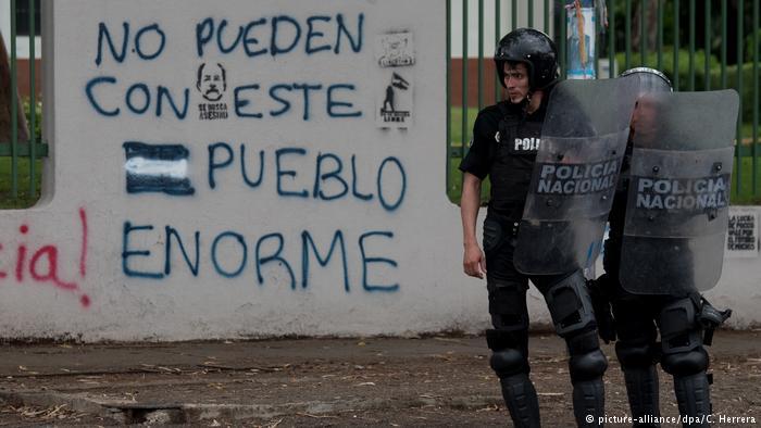 Gobierno y oposición acuerdan reanudar diálogo en Nicaragua