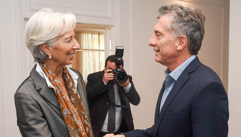 El FMI tramita un crédito «stand by» para la Argentina