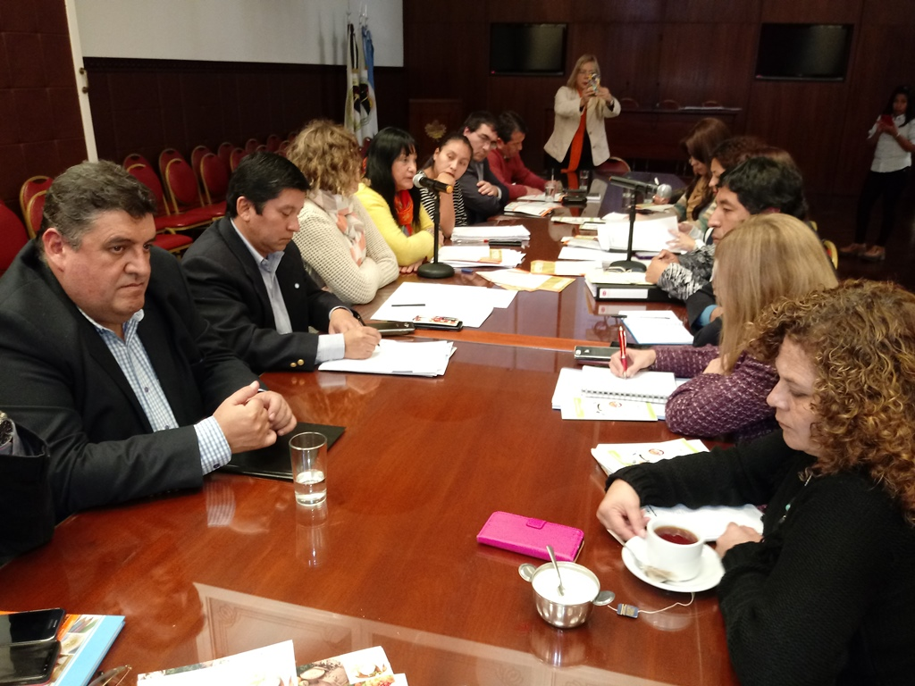 Funcionarios presentaron informe de gestión en la Legislatura