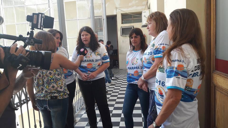 16° Campeonato Argentino de Maxibásquet Femenino en Jujuy