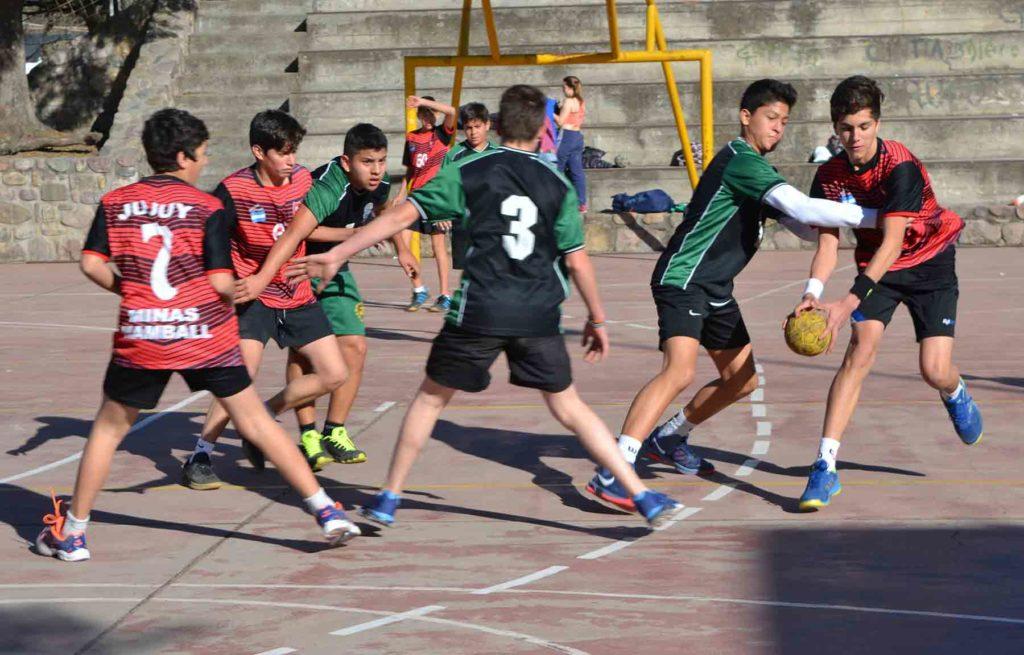 Continúan en Jujuy los Juegos Nacionales Evita