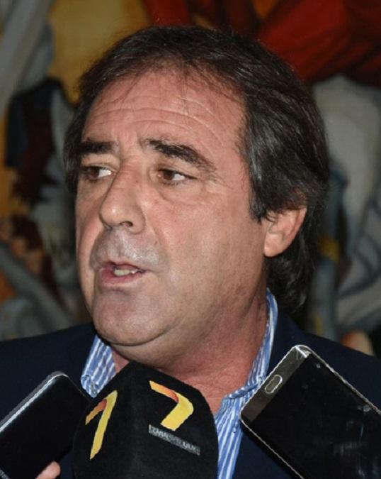 Bernis: «CAMBIEMOS acusa de maniobras extorsivas al empresario Camuso»