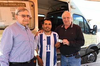 Se realizó con éxito el operativo federal RENATRE en Jujuy