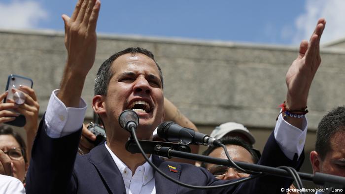 Piden al Supremo de Venezuela reabrir el proceso contra Guaidó