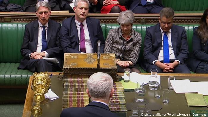 Brexit: parlamento británico sigue sin ponerse de acuerdo