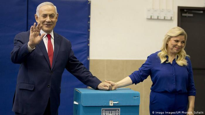 Netanyahu empieza a trabajar para formar gobierno tras las elecciones