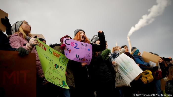 La juventud europea quiere tener voz y voto