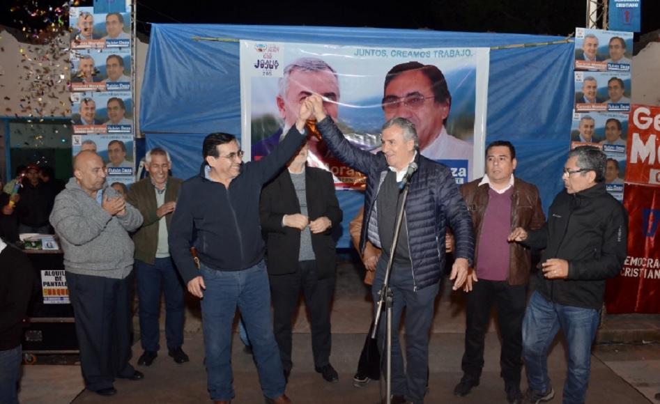 Rubén Daza lanzó su candidatura