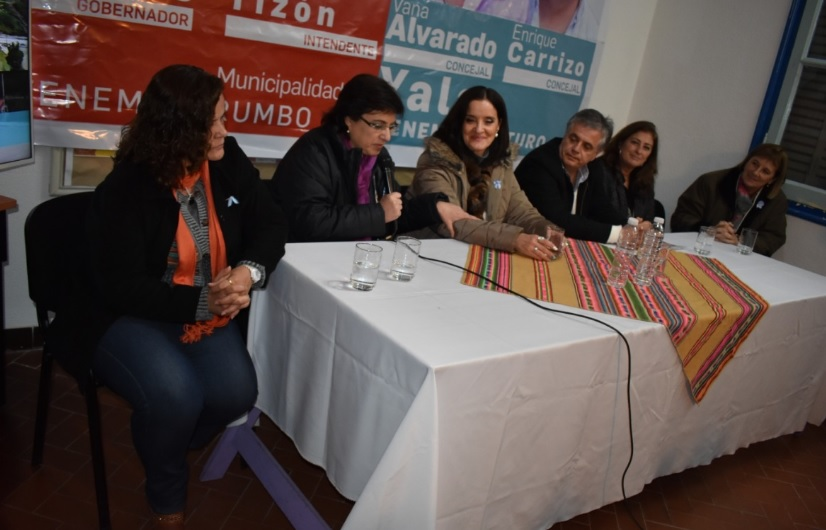 UPL PRESENTÓ A SUS CANDIDATOS A CONCEJALES DE YALA