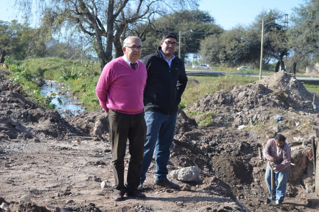 Julio Bravo: «Vamos a seguir mejorando la calidad de vida de los sampedreños»